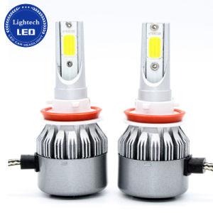 1つの36W穂軸8000lm H11 C6 LEDのヘッドライトのすべて