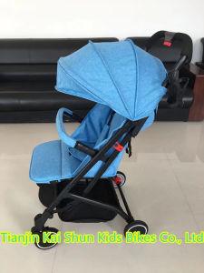Aluminiumlegierung-Baby-Spaziergänger A8 mit Betrag-Stab