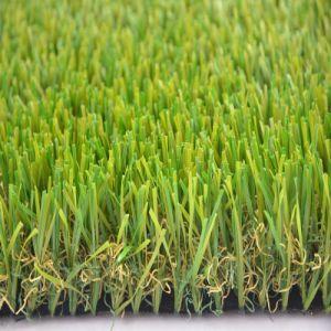 子供の遊ぶことのための人工的な美化の熱い販売の芝生(GS)