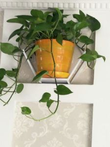Металлические полки Flower Pot стойки подвески цветов