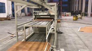 機械を作る石造りのプラスチック合成物Spcの防水フロアーリングのマットの放出