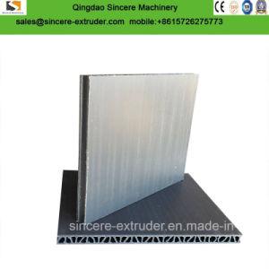 Creux en plastique PP PE PC Les modèles de l'Extrusion du Conseil de la machinerie de construction