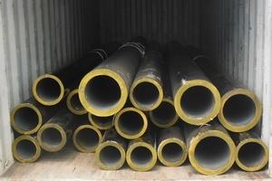 水圧シリンダのための継ぎ目が無い鋼管