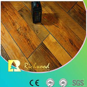 12,3 mm de lado raspa de vinilo suelos laminados de madera de arce