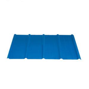Strato rivestito del tetto del ferro delle mattonelle di colore