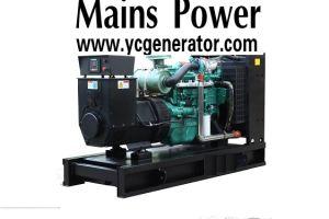 26kw de Reserve Diesel van Yuchai van de Macht 33kVA Reeks van de Generator