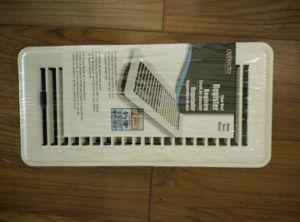 ABS-/PP/ Belüftung-Plastikluft, die Gitter für Aufbau zerstreut