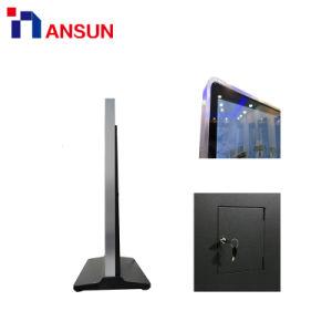 Напольная подставка для установки внутри помещений с высоким уровнем яркости Мультимедийный цифровой ЖК-дисплей с WiFi