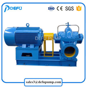 潅漑のための重い流れの二重吸引の遠心水ポンプ