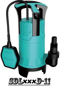 (SDL400D-11) Italien-Entwurfs-Trinkwasser-Garten-versenkbare Pumpe mit Niveauschalter