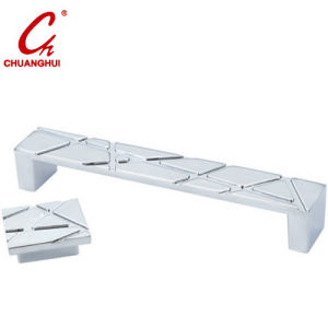 Kitchen Cabinetのための家具Hardware Zinc Alloy Handle
