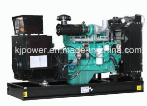 Cummins Diesel Engine著80kVA Silent Generator Powered