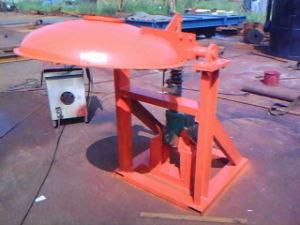 重油のガスの加熱法のひしゃくのベーキング機械
