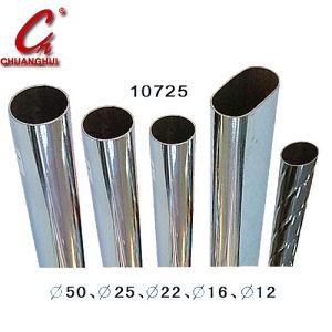 カーテンのハードウェアの鉄の管のハードウェアのカーテン・レール円形の棒