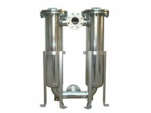 De hoge Efficiënte Filter van het Type van Zak van het Roestvrij staal