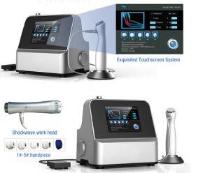 2018 Portable físico Dispositivo electromagnético de ondas de choque para el cuerpo el alivio del dolor y la grasa extracción