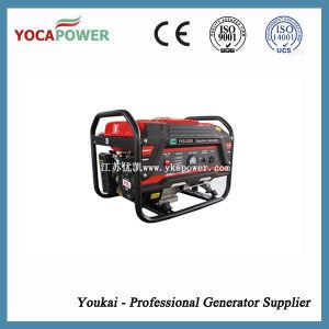 가정 사용 2kw 작은 휴대용 가솔린 또는 휘발유 발전기