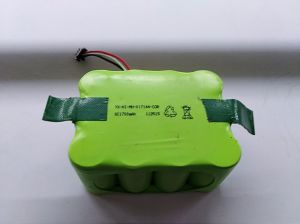 장난감 건전지를 위한 NiMH 2/3A 1100mAh 9.6V 건전지