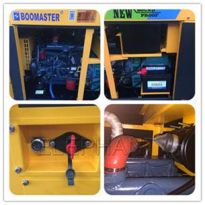 35kVA Super Potência Silenciosa do conjunto de geradores diesel