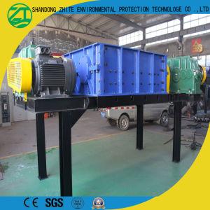 플라스틱, 고무, 플라스틱 재생을%s 슈레더 기계장치