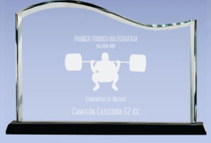 Factory Direct Crystal Award, prix de verre, trophée de cristal, trophée de verre