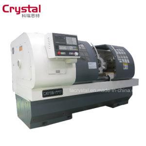 Macchina di precisione del macchinario del tornio di CNC girata metallo Cjk6150b-1