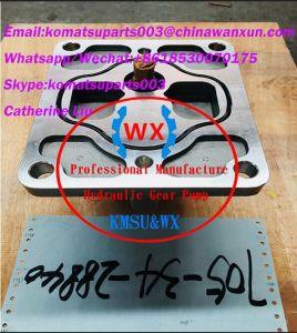 Komatsu 705-34-28840 гидравлического насоса для HD605-7, насос Ass'y (САР25) 705-34-28840