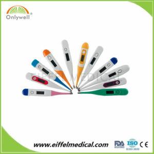Amostras gratuitas de alta qualidade Termómetro digital eletrônica de Clínica Médica