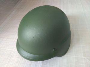 De militaire Kogelvrije Helm van Nij Iiia van de Helm Pasgt
