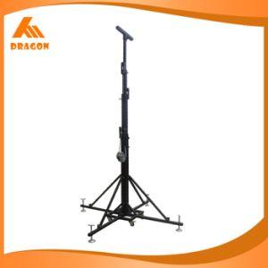 Ascensor de la torre, soporte de servicio pesado