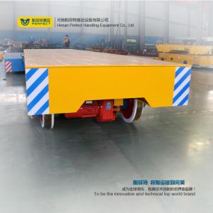 Carrello di trasporto motorizzato carrello di trasferimento di brillamento abrasivo (BJT-10)