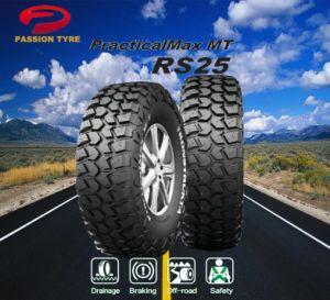 Kapsen Habilead/RS25 Lama Pneu terreno 31X10,5r15, LT235/85R16, 245/75R16, 285/75R16, 265/70R17 pneus SUV