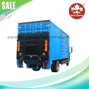Camión plancha de acero de alta calidad/aluminio/plataforma elevadora plataforma elevadora vehículo