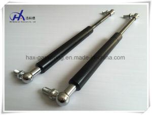Mini 45#Acero negro El resorte de gas con la rótula de la caja de herramientas para el tipo de equipo