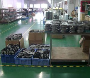 Luz de tiras impermeable flexible de la lista 24VDC LED SMD2835 LED del LED