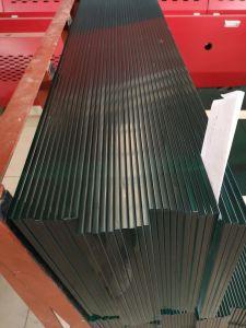 Glasswimmingpool ummauert ausgeglichene lamellierende Glassicherheit