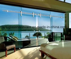 Casa de banho Conjunto de Ferragens para portas de vidro de correr e Acessórios (FS-013)