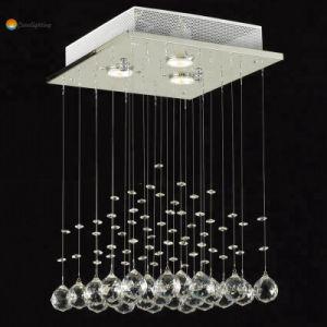 De binnen Decoratieve Lamp van het Plafond van het Kristal van de Verlichting Moderne
