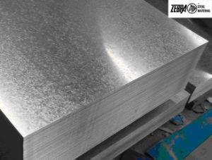 Los materiales de construcción de cruce de acero con recubrimiento de zinc caliente Gi Metal de hoja de acero galvanizado