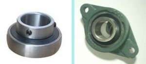 Rae20-XL-PNP-B de tipo PE Insertar los cojinetes de bolas radiales