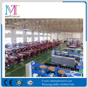 Stampante reattiva della tessile dell'inchiostro con risoluzione di larghezza di stampa delle testine di stampa 1.8m/3.2m di Epson Dx7 1440dpi*1440dpi per stampa del tessuto direttamente