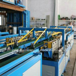 Macchina del condotto di aria per la fabbricazione del modulo del tubo di HVAC