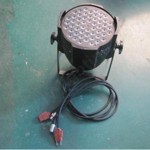 段階の専門家54X3w RGBW DMX LEDの同価ランプ