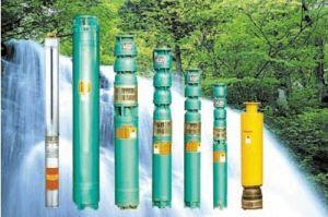 Bombas elétricas submersíveis (100QJ)