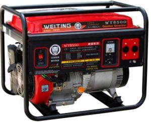 Портативные бензиновые генератор (WT - бел8500E)