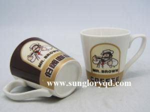 Mok van de Koffie van de Mok van de Kop van de Koffie van de bevordering de Ceramische van Mkb028