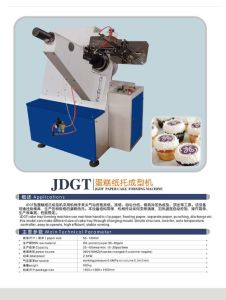 Bandeja automática máquina de hacer tortas JDGT ()