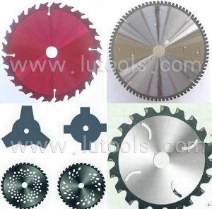 Tct hojas de sierra circular para madera, metal, aluminio...