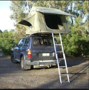 Parte superiore per tre persone del tetto della tenda