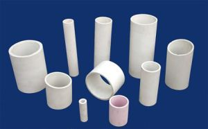 Tubo di ceramica dell'allumina